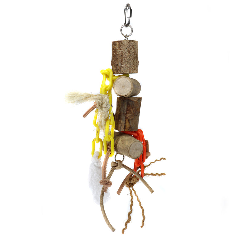 Parrot Lumber 1001 Chain Gang - Exotic Wings and Pet Things