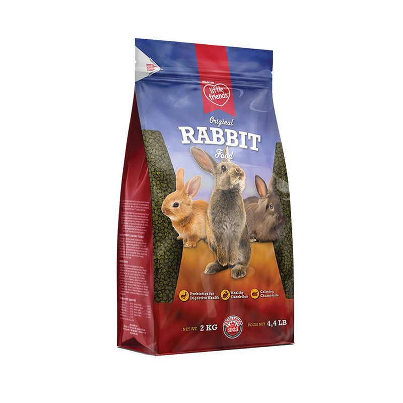Martin Mills Little Friends Original Young Rabbit Food