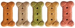 Treat Time! Medium Variety Dog Biscuits 20 lb Box