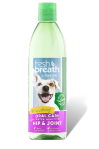 Tropiclean Fresh Breath Oral Care With Joint & Hip Support - Exotic Wings and Pet Things
