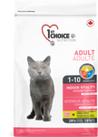 1st Choice Indoor Vitality Adult Cat Food Chicken Formula