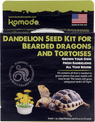 Komodo Grow Your Own Dandelion 1 oz