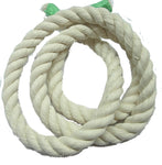 Zoo-Max 221C Cotton Bird Safe Rope 3/4 Inch x 10 Feet - Exotic Wings and Pet Things
