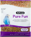 ZuPreem Pure Fun for Small Birds - Exotic Wings and Pet Things