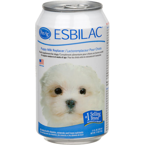 PetAg Esbilac Puppy Milk Replacer Liquid - 8 fl oz