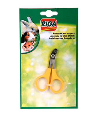 Riga Nail Clippers for Small Animal - Exotic Wings and Pet Things