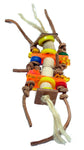 Zoo-Max 328 YOGLI Parrot Foot Toy - Exotic Wings and Pet Things