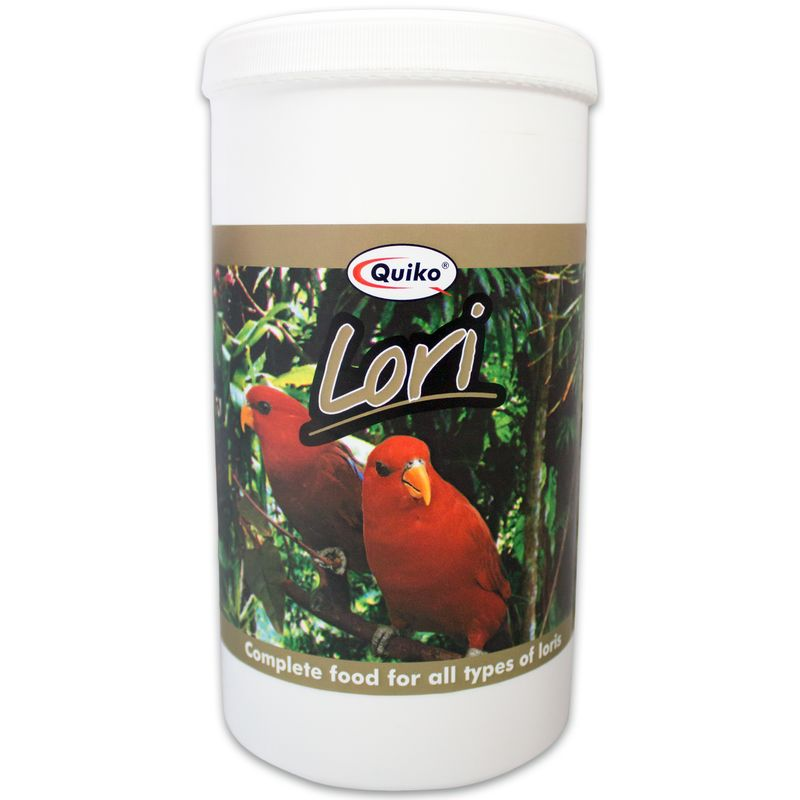 Quiko Lory 750g (1.65lbs) - Exotic Wings and Pet Things