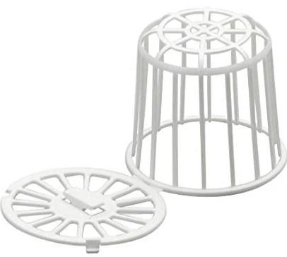 Plastic Nesting Material Disk - Exotic Wings and Pet Things