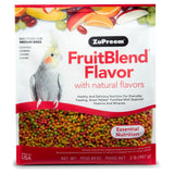 ZuPreem FruitBlend Medium Bird Pellet Daily Nutrition
