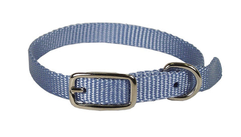 Hamilton Single Nylon Collars Sherbet Series 3/8