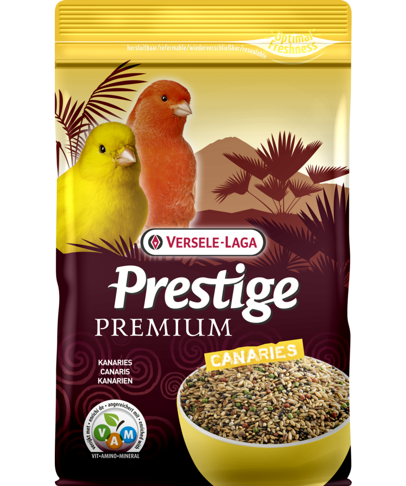 Versele-Laga Premium Prestige Canary Seed Mix - Exotic Wings and Pet Things