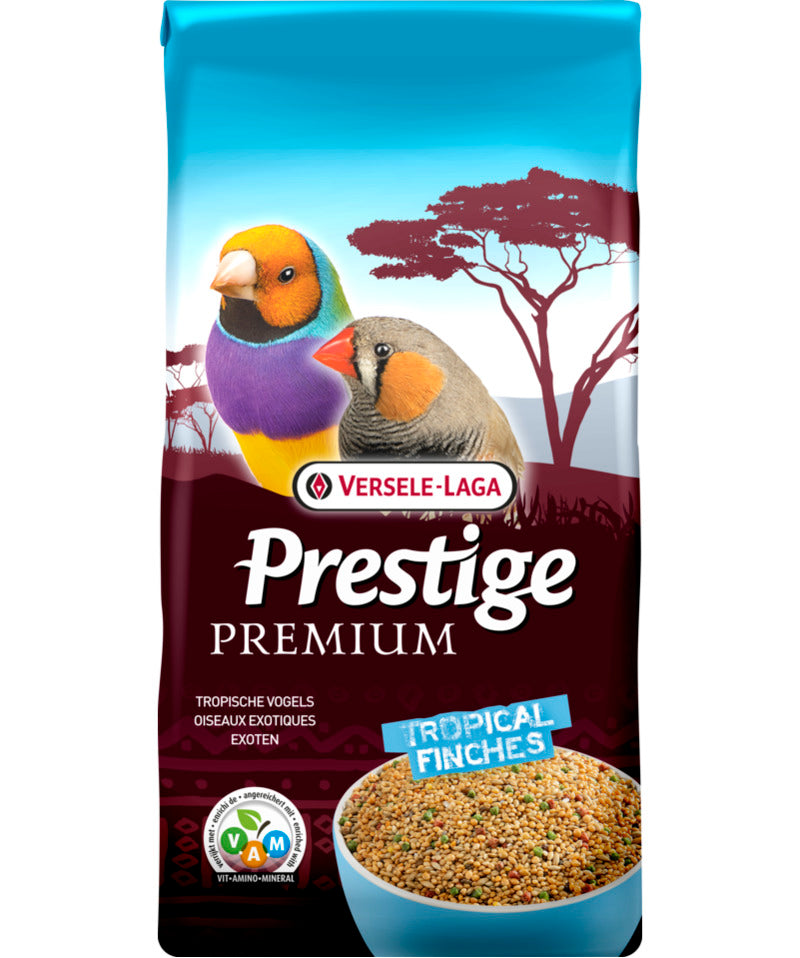 Versele-Laga Premium Prestige Tropical Finch Seed Mix - Exotic Wings and Pet Things