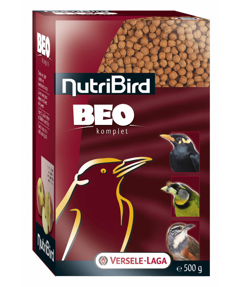 NutriBird Beo Komplet 500g - Exotic Wings and Pet Things
