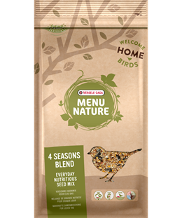 Versele-Laga Menu Nature 4 Seasons Blend 4 kg - Exotic Wings and Pet Things