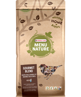 Versele-Laga Menu Nature Gourmet Blend 3 kg - Exotic Wings and Pet Things