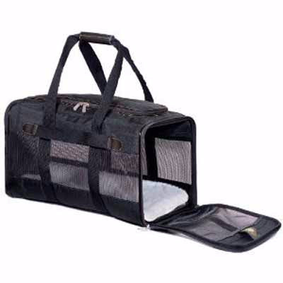 Sherpa Original Deluxe Pet Carrier Small - Exotic Wings and Pet Things