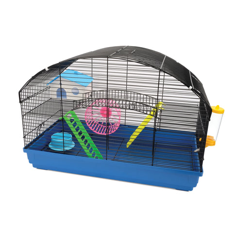 Living World Dwarf Hamster Villa - Exotic Wings and Pet Things