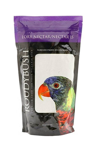 Roudybush Lory Nectar 2 lbs - Exotic Wings and Pet Things