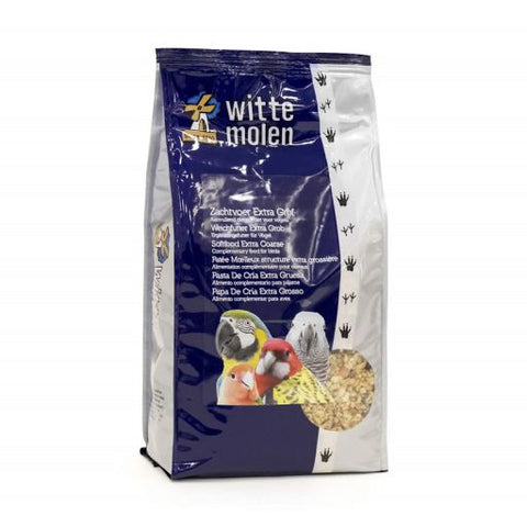 Witte Molen Extra Course Softfood 1 kg - Exotic Wings and Pet Things