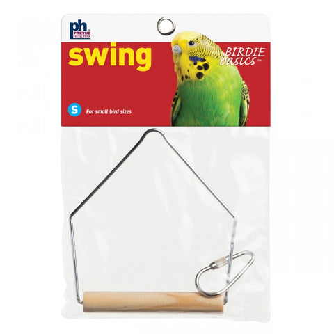 Prevue Hendryx Birdie Basics Swing - Exotic Wings and Pet Things