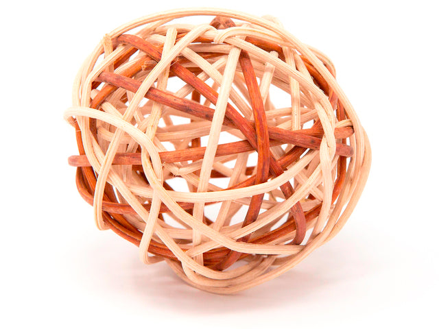 Oxbow Enriched Life Rattan Ball - Exotic Wings and Pet Things