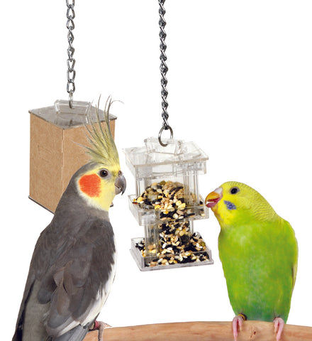 Caitec Hide Away Foraging Feeder