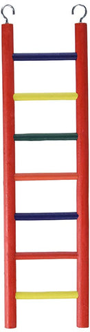 Prevue Hendryx Carpenter Creations Ladder - Exotic Wings and Pet Things