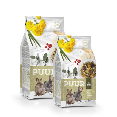 Puur Rabbit Sensitive Food