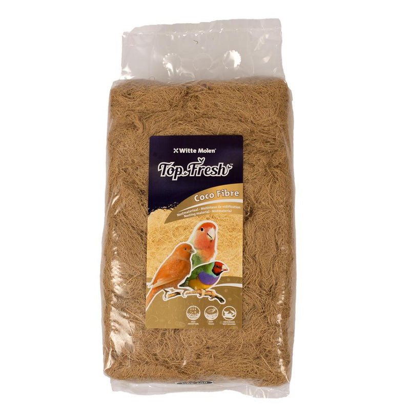 Witte Molen Top Fresh Coc Fibre Finch & Canary Nesting Material 500g - Exotic Wings and Pet Things