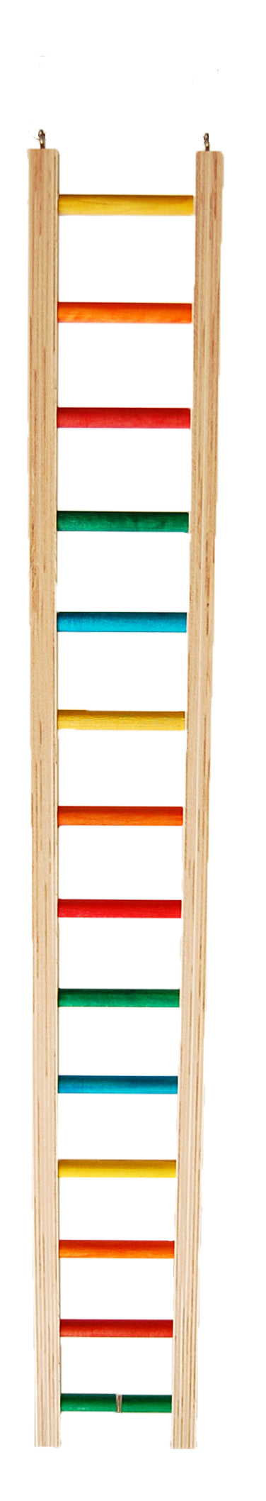 Zoo-Max Parrot Hardwood Ladder - Exotic Wings and Pet Things
