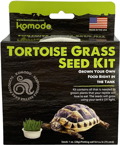 Komodo Grow Your Own Tortoise Grass 1 oz