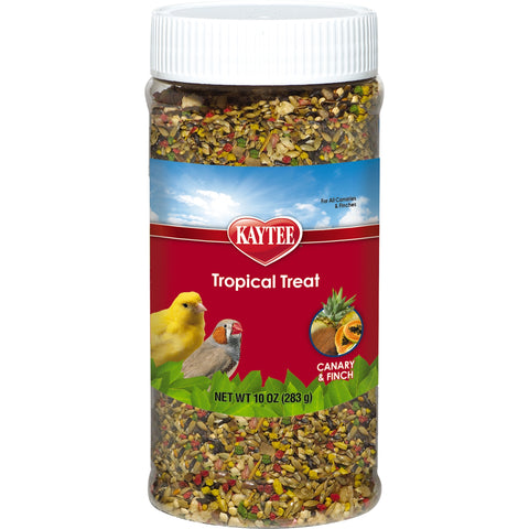 Kaytee Tropical Treat Canary & Finch - Exotic Wings and Pet Things