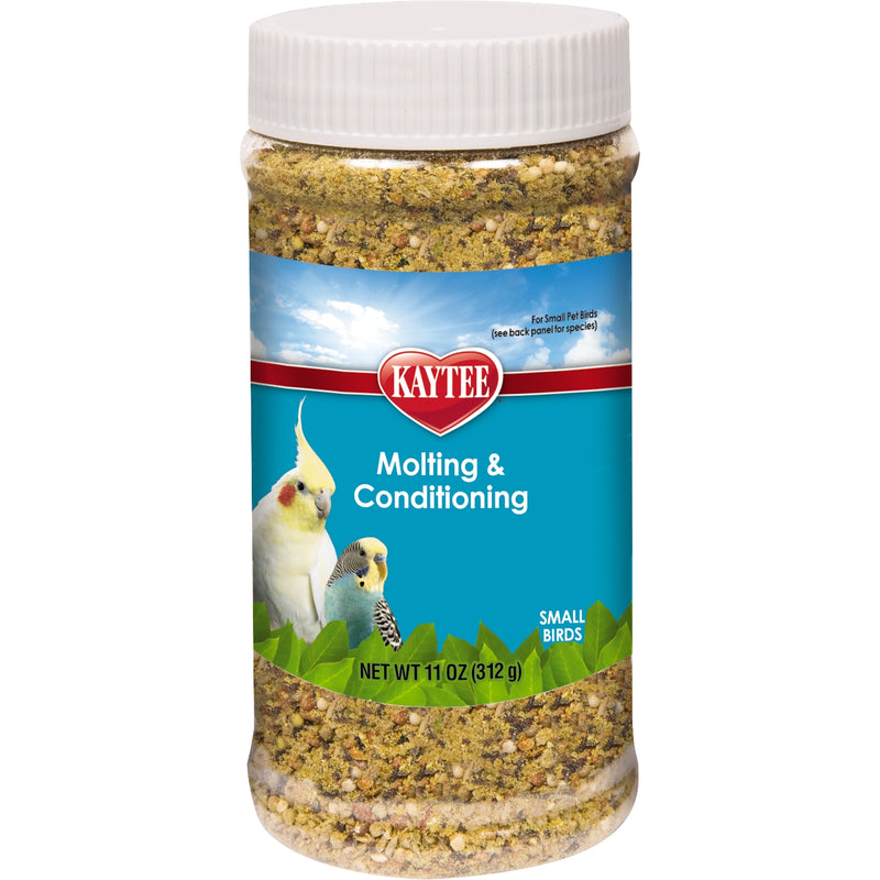 Kaytee Molting & Conditioning Mix Small Birds 11 oz - Exotic Wings and Pet Things