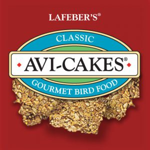 Lafeber's Classic Avi-Cakes for Small Birds - Exotic Wings and Pet Things