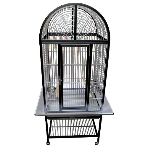 King's Cages ACA Aluminum Dometop Cage