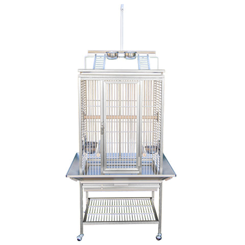 King's Cages ACP Aluminum Playtop Cage