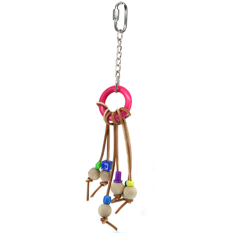 Billy Bird Ring Master Bird Toy - 2006 - Exotic Wings and Pet Things