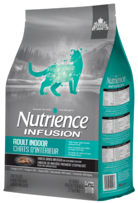 Nutrience Infusion Healthy Adult Indoor Cat Food