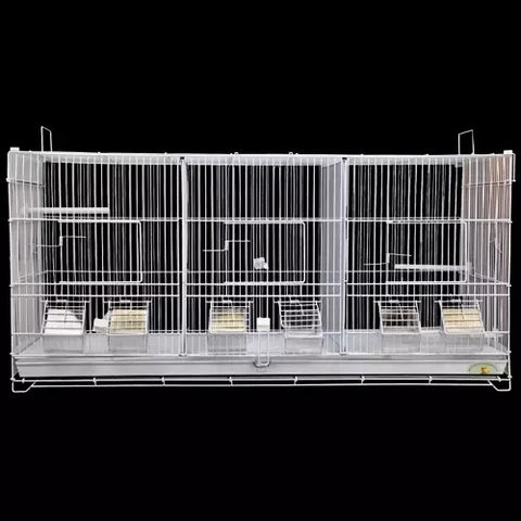 King's Cages C3514 Triple Breeding Cage