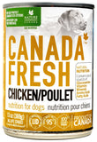 Canada Fresh Chicken Formula Wet Dog Food