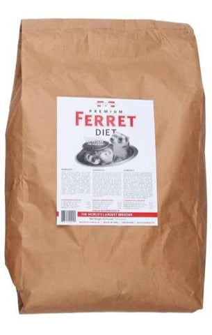 Marshall Premium Ferret Diet 35 lb - Exotic Wings and Pet Things