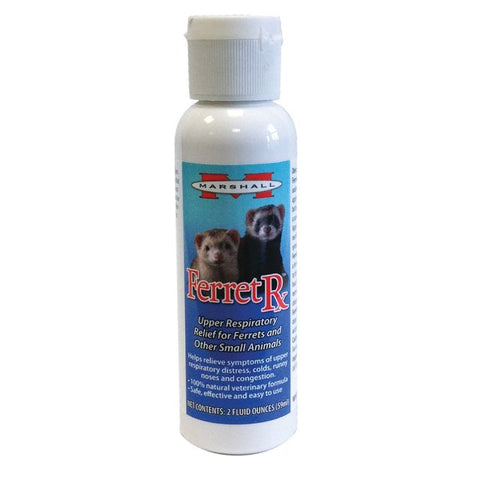 Marshall Ferret Rx Upper Resp. Relief 2 oz - Exotic Wings and Pet Things