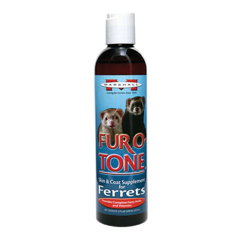 Marshall Furo-Tone Vitamin Supplement for Ferrets 6 oz - Exotic Wings and Pet Things