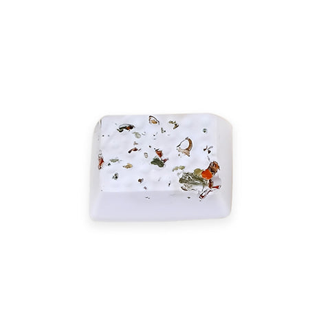 Living World Vegetable Mineral Block - Exotic Wings and Pet Things
