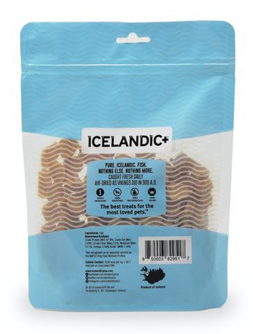 Icelandic+ Mini Cod Fish Chip Treats for Training & Small Dog/Cat 3.0-oz