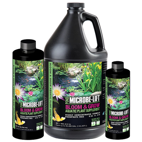 Microbe-Lift Bloom & Grow Aquatic Plant Supplement