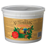 Lafebers Classic Nutri-Berries for Parrots - Exotic Wings and Pet Things