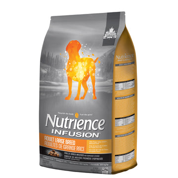 Nutrience Infusion Adult Large Breed - Chicken - 22 lbs - Exotic Wings and Pet Things