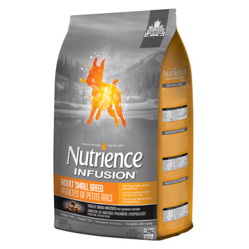 Nutrience Infusion Adult Small Breed - Chicken - Exotic Wings and Pet Things